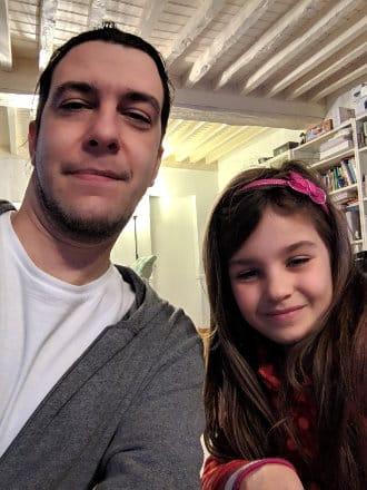 selfie google pixel 3 xl