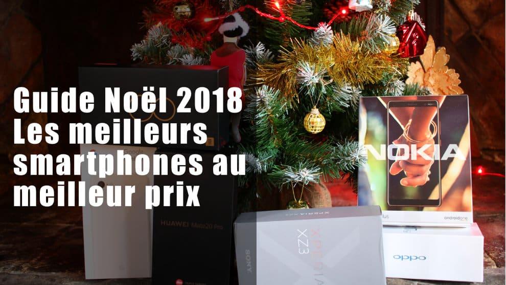 smartphone cadeau