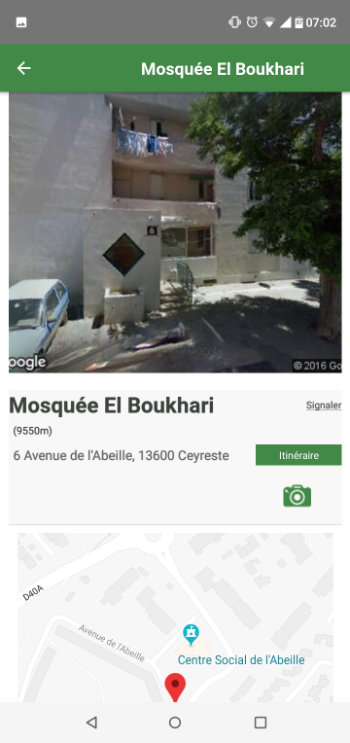 mosquee du coin