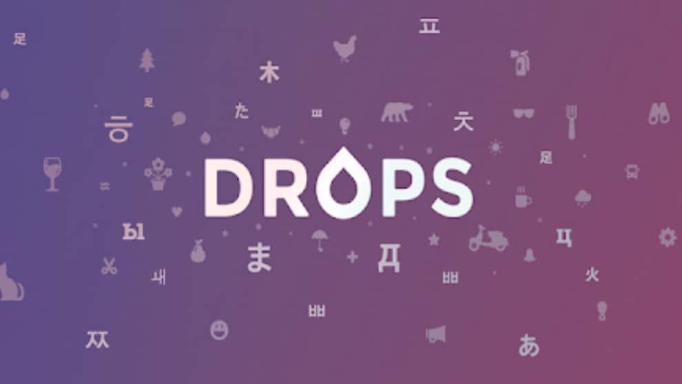 drops appli