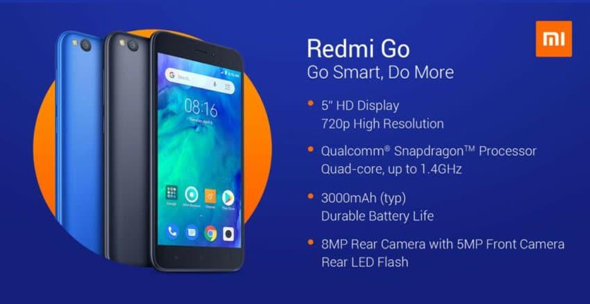 redmi go android