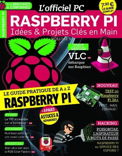magazine raspberry