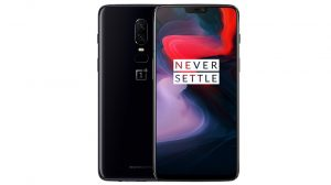 OnePlus 6 «Black Midnight»