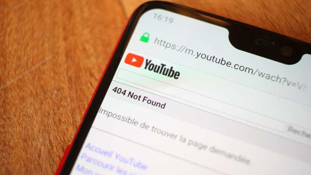 youtube boycott