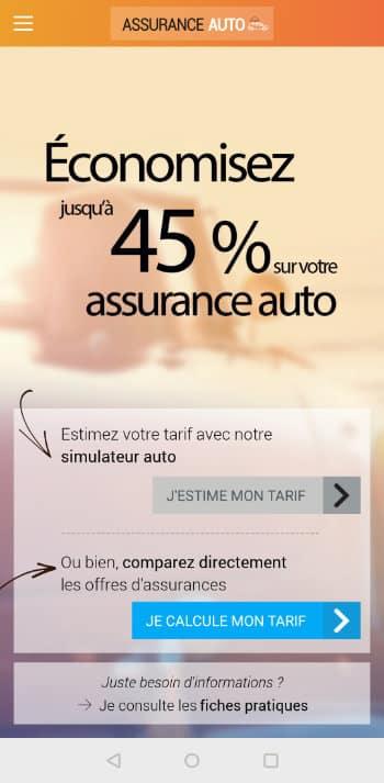 appli assurance auto
