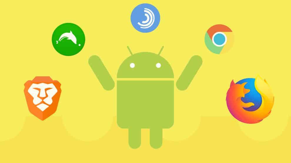 navigateurs android