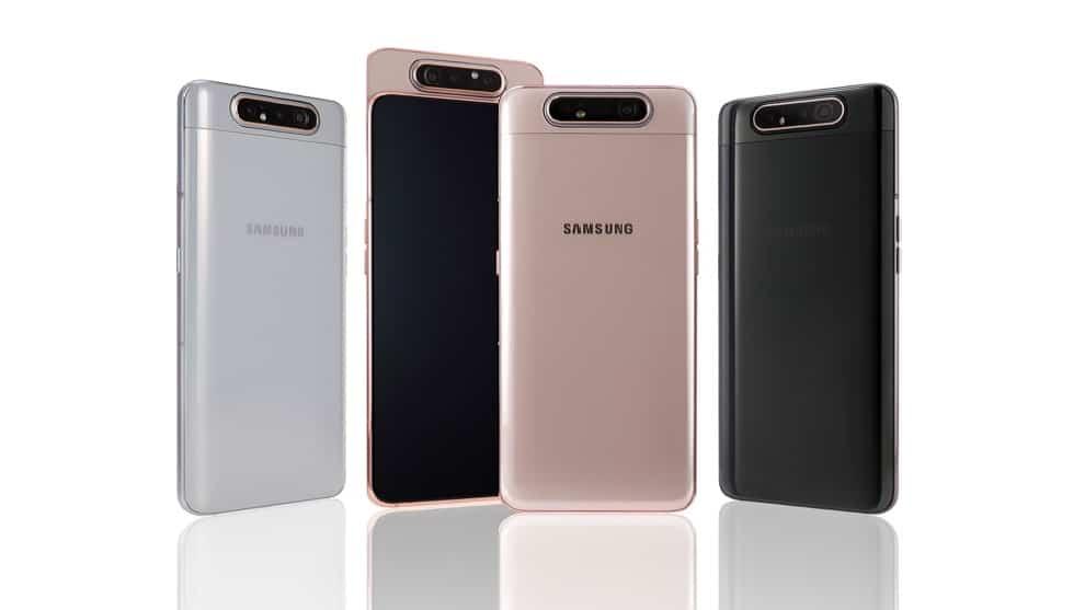Galaxy A80 Triple