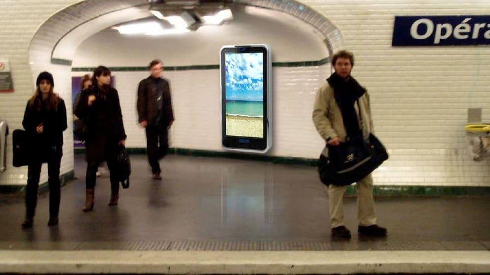 surveillance métro