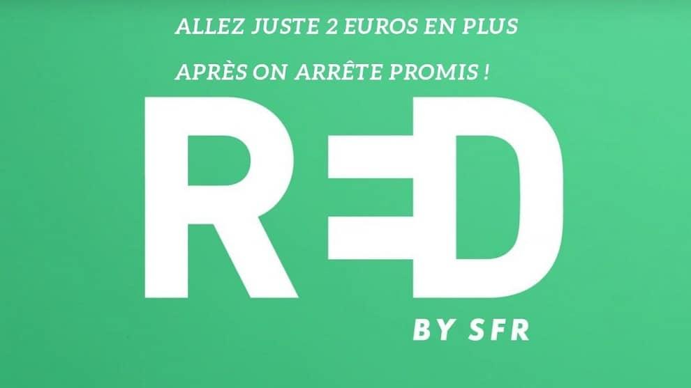 SFR augmentation prix