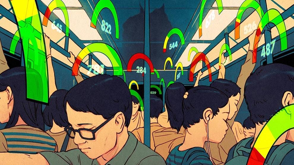 Chine crédit social