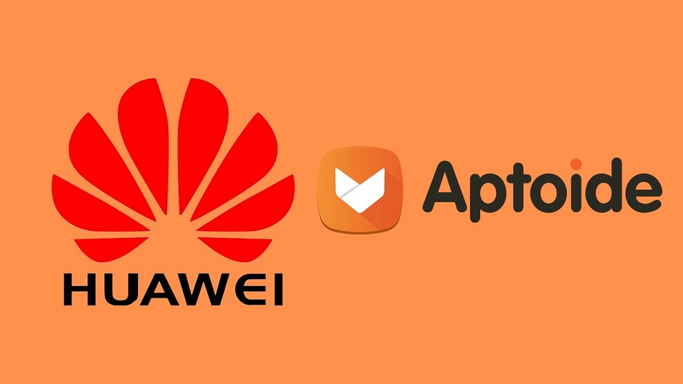 Huawei et Aptoide