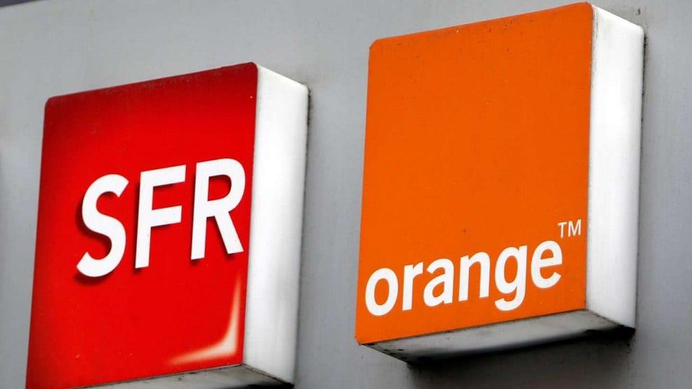 SFR et Orange