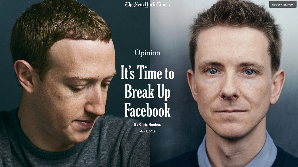 Tribune NYT Facebook