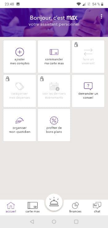 Carte Max Avis.Max Un Assistant Personnel Qui S Occupe De Votre Budget