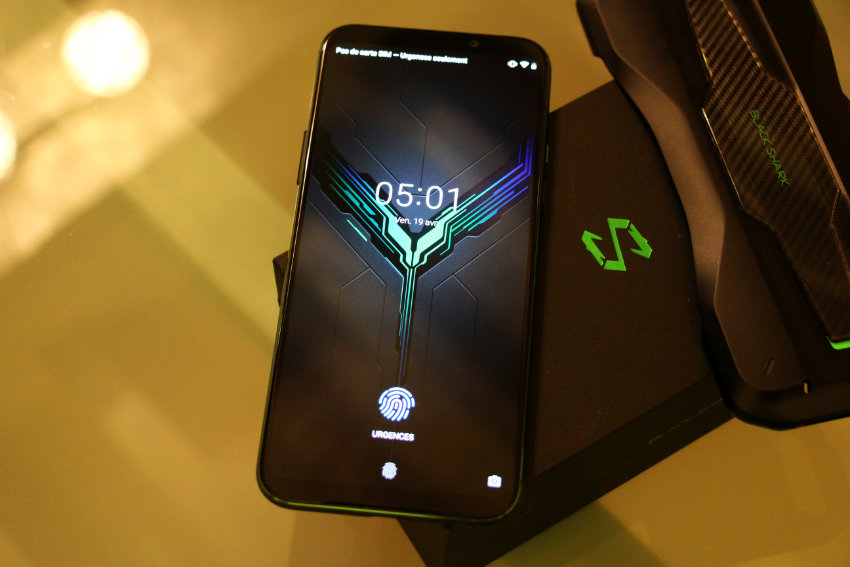 blackshark smartphone