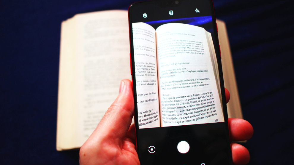 scan tuto smartphone