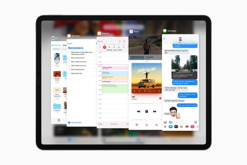 Apple-iPadOS