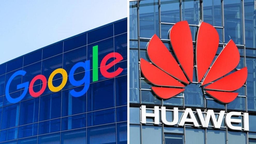 Google and Huawei