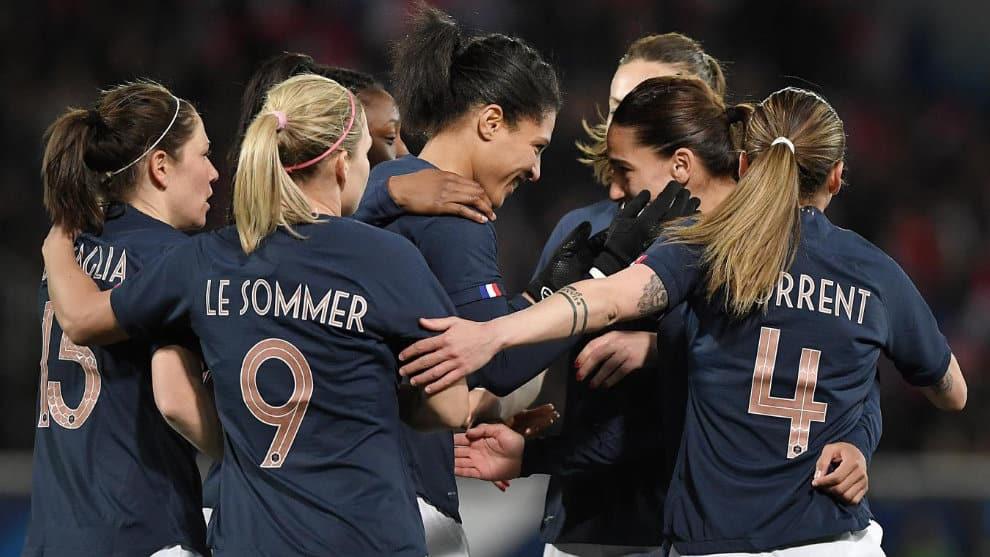 pari coupe du monde féminine