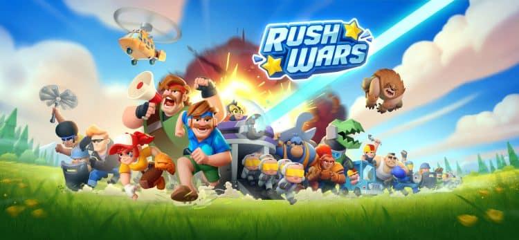 Rush Wars 2