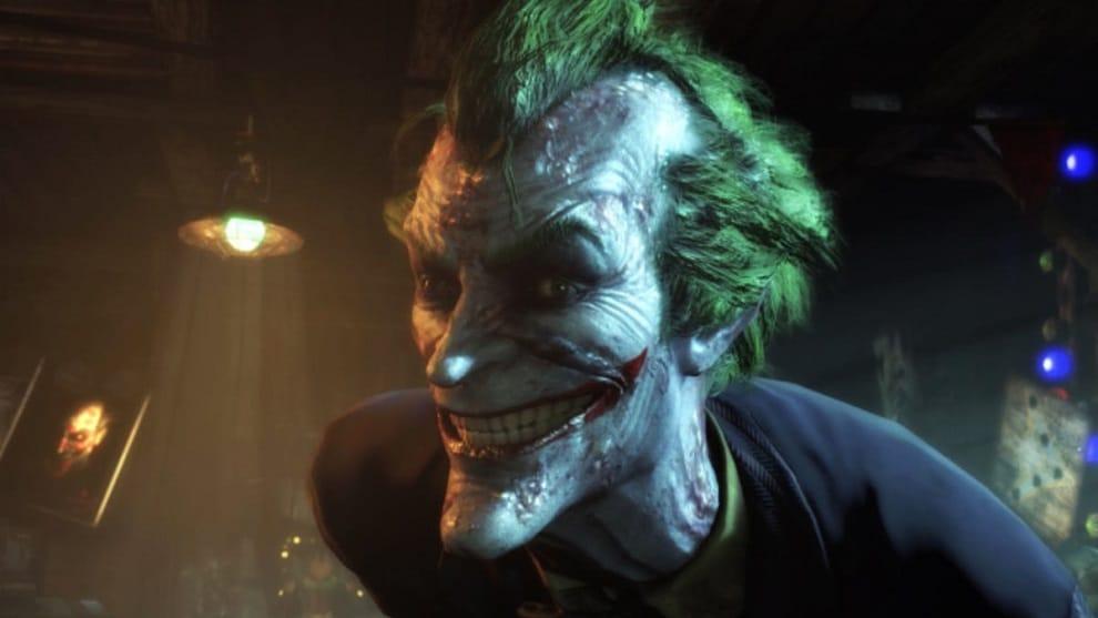 Joker Arkham