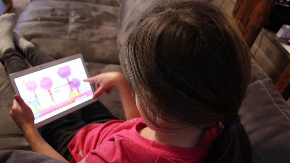 Enfants vie privée Internet