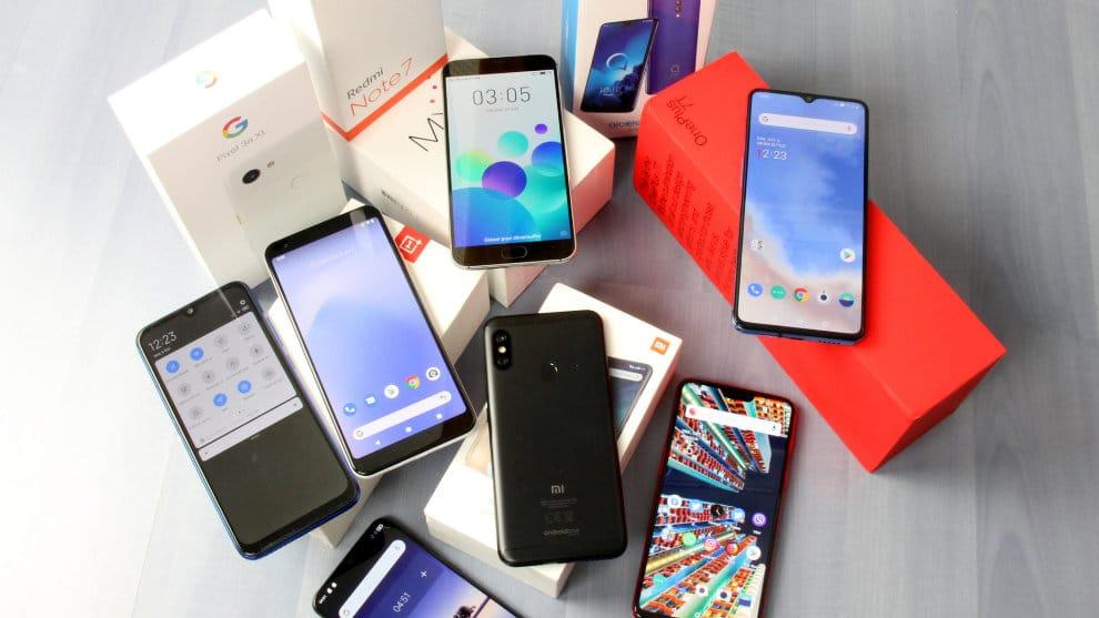 comparateur smartphone