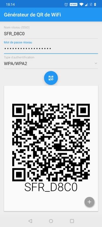 partage wifi 4