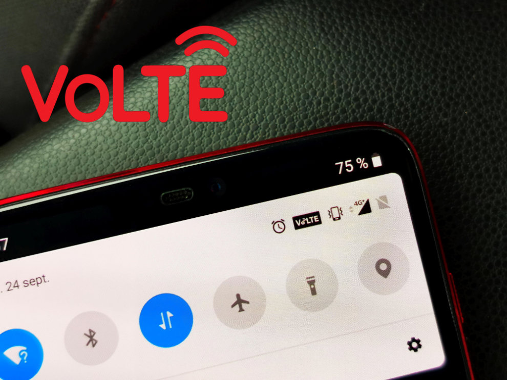volte android