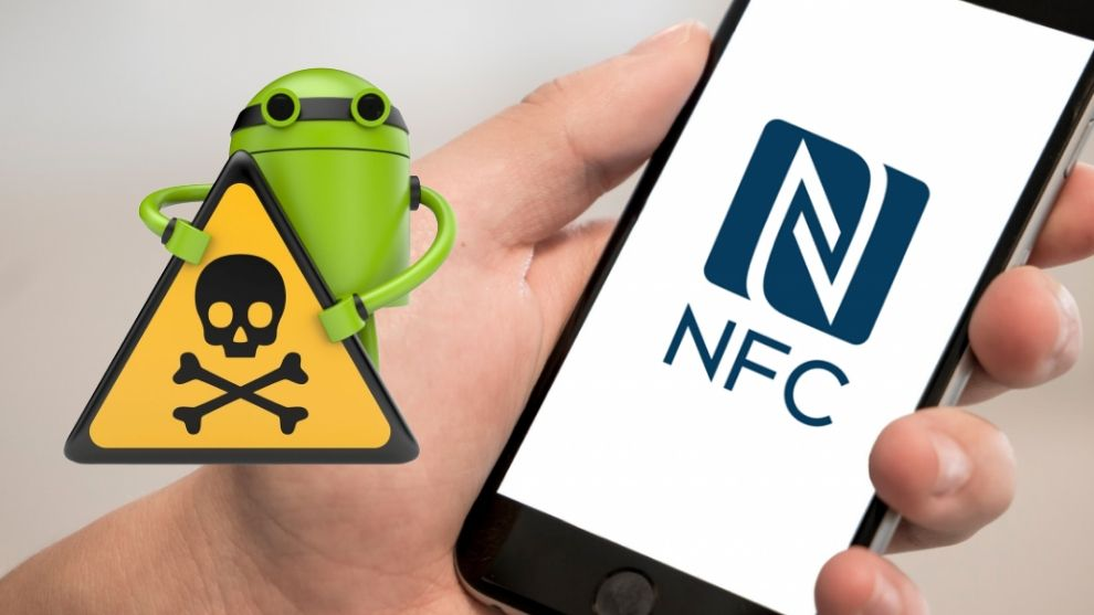 Bug Android NFC
