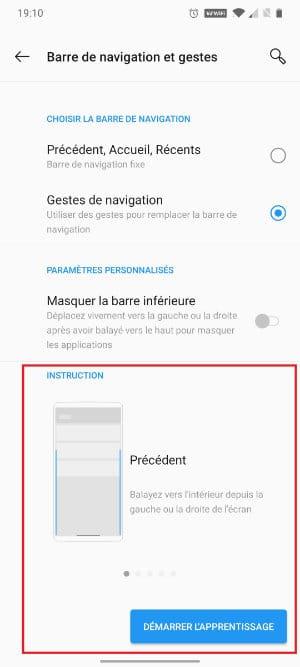 navigation android
