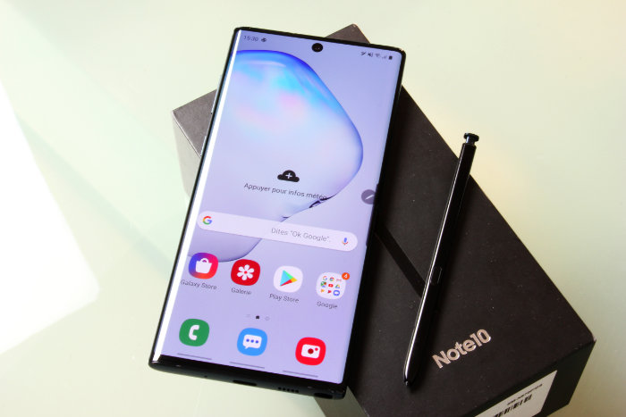 images Galaxy Note 10