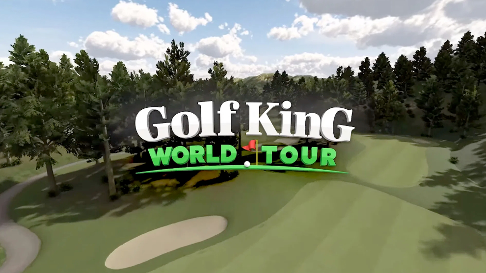 golf king world tour