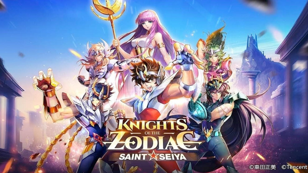 Saint Seiya Awakening - Knights of the Zodiac
