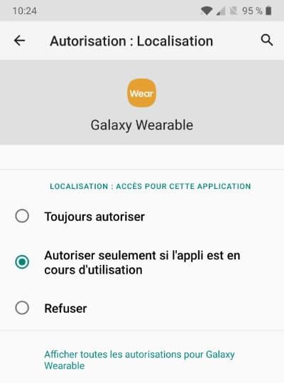 google traceur