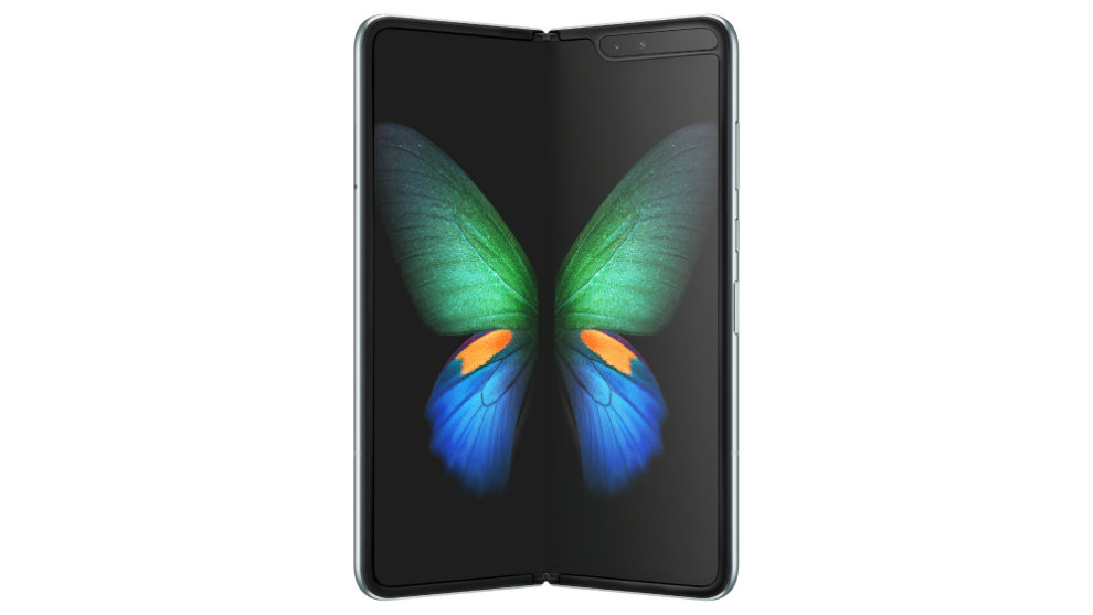 test Samsung Galaxy Fold