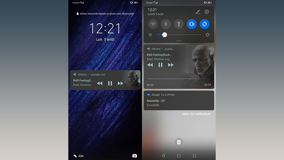 youtube tutoriel android mt background