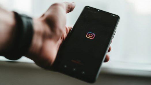 instagram proces