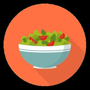 Recettes de salade