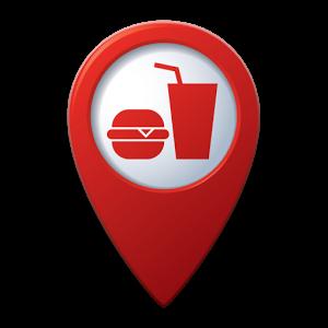 localisateur de fast food