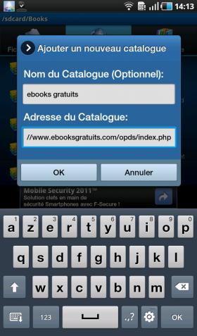 lire pdf sur tablette android