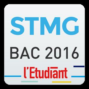 BAC STMG 2016